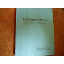 Termodinâmica Livro Resumo Teórico E Exercicios F . Gratis