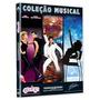 Dvd Coleção Musical Grease, Flashdance E Os Embalos Triplo