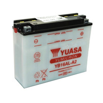 Bateria Moto Yuasa Yb16al-a2 V-max 1200 Virago Ducati Yamaha