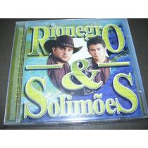 Cd Rionegro E Solimões Frete 8,00 R$