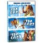 Dvd A Era Do Gelo - Triplo (original) - R$ 34,90 + Frete