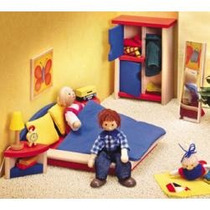 Miniaturas - Casa De Bonecas -móveis Para Decoração - 4352