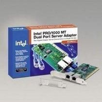 Intel Pro Server 1000mt Dual Port Gigabit Pci-x Nota Fiscal