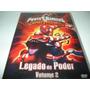 Dvd Infantil Power Rangers Dinotrovao Legado Do Poder Vol.2