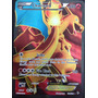 Carta Pokemon Charizard Ex Full Art Xy Flashfire Inglês
