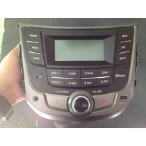 Radio Original Hyundai Hb20 C/ Usb Bluetooth Aux