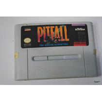 Jogo Super Nintendo, Pitfall