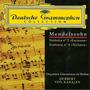 Mendelssohn Sinfonia N° 3 Escocesa Sinfonia N° 4 Italiana