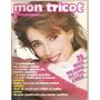 Revista Mon Tricot - 32 Receitas Para Aquecer Você E Toda A