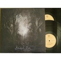 Opeth Blackwater Park Lp Duplo Audiophile Agalloch Enslaved
