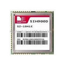 Módulo Gsm Gprs Sms Sim900d Quad Band C/ Tcp/ip Dados Voz