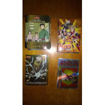 Cards Figurinhas Naruto Ninja Ranks Panini