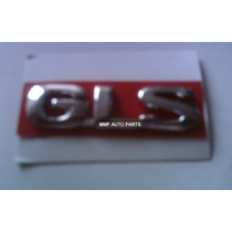 Emblema Gls Linha 96 Astra/corsa/vectra/omega Mmf Auto Parts
