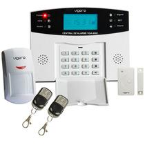 Kit Alarme Para Residência Sem Fios Vigere Vgc-300