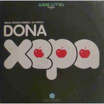 Dona Xepa Lp Trilha Sonora Nacional Da Novela 1977 Tv Globo