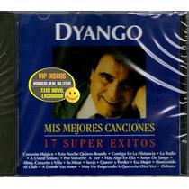 Cd Dyango Mis Mejores Canciones Importado Chile - Raro