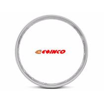 Aro De Roda 1.60x14 Cromado Traseiro Eninco - Honda Biz