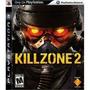 Jogo Exclusivo Sony Killzone 2 Para Ps3 Playstation Lacrado