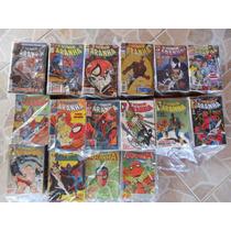 Homem Aranha! Vários! Editora Abril! R$ 8,00 Cada!