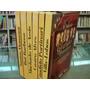 Coleção / Livros - A Vida Dos Grandes Brasileiros - 6 Vol.