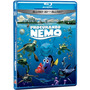 Procurando Nemo [blu-ray 2d+3d] 2 Discos - Frete Gratis Bras