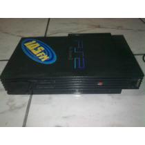 Playstation 2 Tijolão Modelo 50001+ Modem Com Lente Fraca
