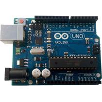 Arduino Uno R3 Com Usb E Ebook
