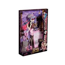 Monster High Scaris Rochelle Goyle Viagem - Mattel - R$120