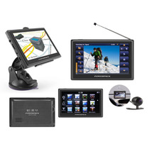 Gps 3d Tela 5 Tv Digital C/ Camera De Re Usb Mp3 To =foston