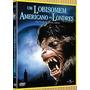 Dvd Um Lobisomem Americano Em Londres - Novo Original