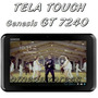 Tela Vidro Touch Tablet Genesis Gt 7240 , 7204 Original