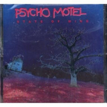 Cd Iron Maiden - Adrian Smith - Psycho Motel - State Of Mind