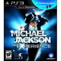 Jogo Pra Ps3 Michael Jackson The Experience Necessario Move