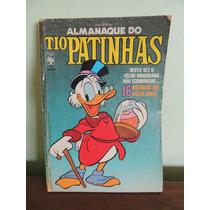 Gibi Almanaque Tio Patinhas 1 Editora Abril Julho 86