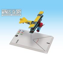 Fokker Dr. I ( L. Richthofen) Wings Of Glory Jogo 1a.guerra