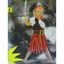 Fantasia Infantil Pirata Meninas