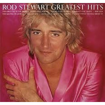 Lp - Rod Stewart - Greatest Hits