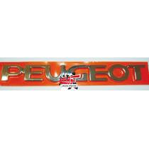 Emblema Peugeot + 1.6 - Para 206 Mmf Auto Parts