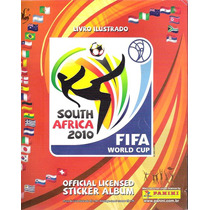 Album De Figurinhas South Afrcia 2010 Completo