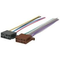 Plug Chicote 16 Vias Femea Cd Dvd Mp3 Pioneer H Buster Sony