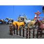 65 Peças Forte Apache Diligencia Cavalo Indio Curral Cowboys