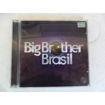 Big Brother Brasil - Rpm-britney-cazuza Cd Original