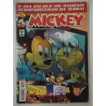 Gibi Mickey Nº 824 - Disney - Quadrinhos - Revistinha Usada