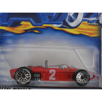 Hot Wheels Ferrari 156 Fe Racer Lacrada