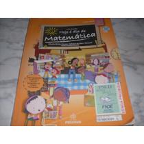 Livro Matemática Coleção Hoje É Dia De Matemática 3º Ano