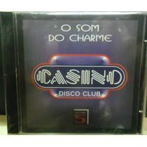 Funk Black Dance Pop Cd O Som Do Charme Cassino Disco Club