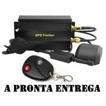 Rastreador-veicular-sem Mensalidade-tk103b Controle Remoto