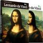 Leonardo Da Vinci - História Arte -grandes Mestres Grátis Cx