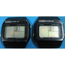 Flanela Para Casio Game Gm-40 Jogo Da Pirâmide 10 20 30 40