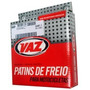 Patim De Freio Vaz Diant. Honda Cg/today/xl125/xl250